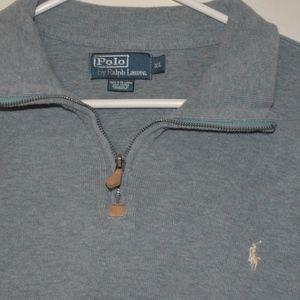 Polo by Ralph Lauren Sweaters - Polo Ralph Lauren 1/4 zip sweater sz XL